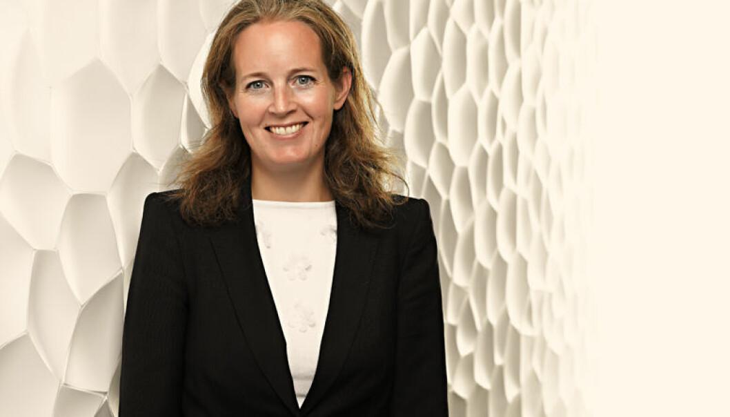 Karin Fløistad skal bidra i utvalget. Foto: Simonsen Vogt Wig