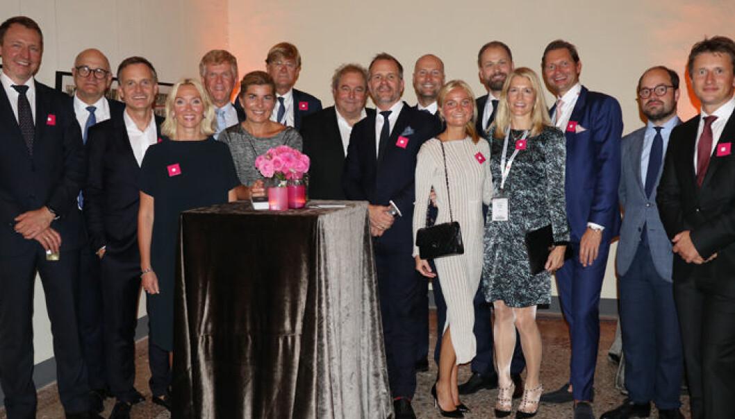 I fjor stilte SANDS med en rekordstor delegasjon under IBA-konferansen som da ble arrangert i Roma. Til årets IBA-konferanse er åtte SANDS-partnere påmeldt.