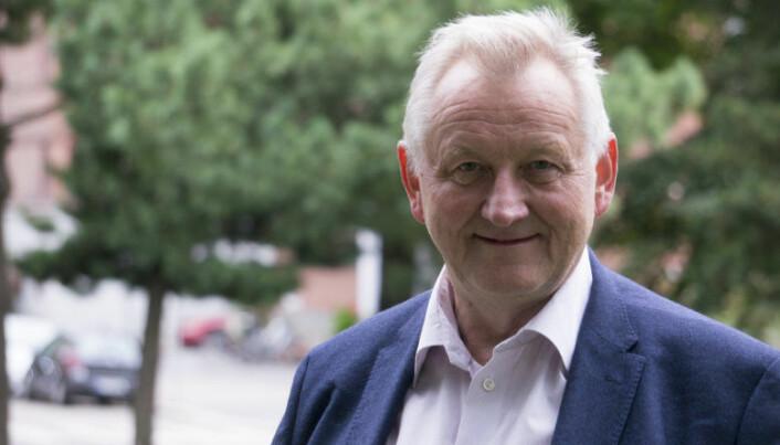 Jens Edvin Skoghøy var dommer i Høyesterett frem til våren 2017.