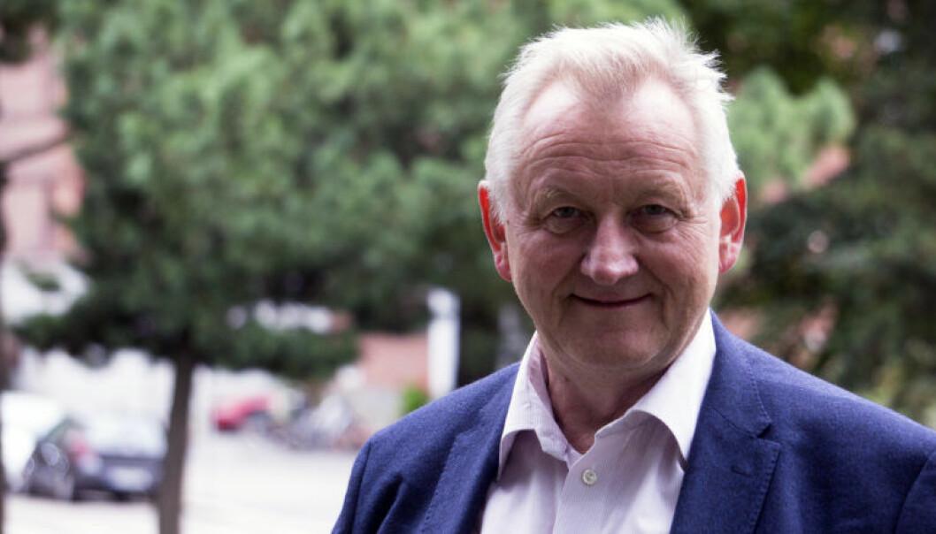 Jens Edvin A. Skoghøy sier at han har mer innsikt i dag enn da han forlot Høyesterett i 2017.