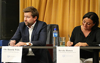 Wikborg Rein-partner: - Slutt med karakterer de første årene på jussen