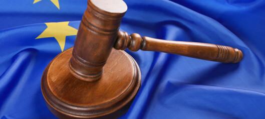 EU-kommisjonen vil stanse omstridt polsk dommerreform