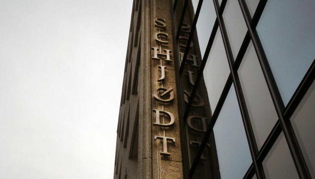 Schjødt-advokatene dominerer oversikten over landets best betalte advokater. Her fra firmaets Oslo-kontor i Ruseløkkveien.