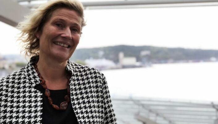<html><head></head><body> BAHR-partner Anne Sofie Bjørkholt var landets best betalte kvinnelige advokat i 2017. Foto: Thea N. Dahl</body></html>