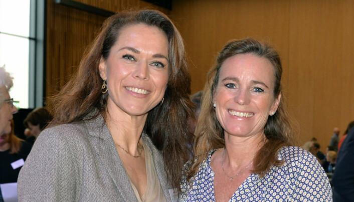 Marijana Lozic og Cecilie Nakstad har lang erfaring som forsvarere for unge.
