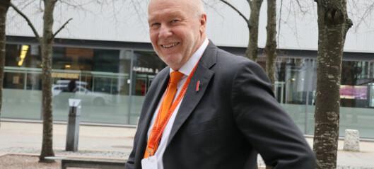 Håvard Holm er ny president i Juristforbundet: Vil tvinge politikerne til å løfte frem domstolene