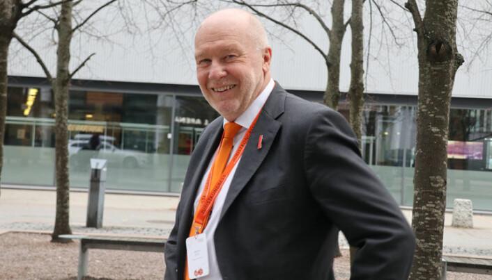 – Det er gledelig at tilliten til jurister i offentlig forvaltning og til advokater fortsatt er høy, kanskje særlig i betraktning av diskusjonene i kjølvannet av EØS-skandalen, sier Håvard Holm.