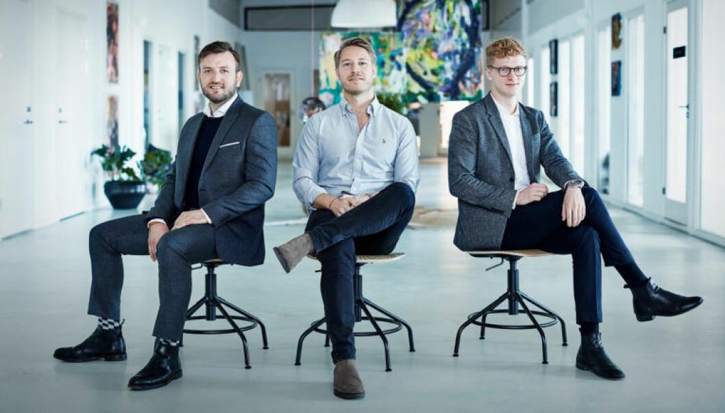 Contractbook er en dansk legal tech-virksomhet som ble stiftet i 2015 av Viktor Heide, Niels Martin Brøchner og Jarek Owczarek.