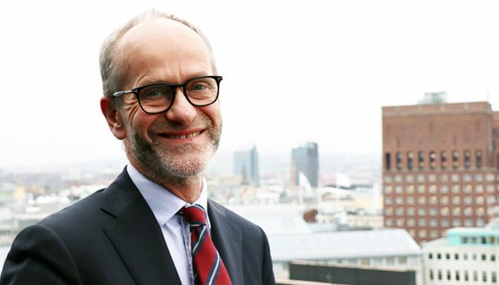 Wikborg Reins strategi for London-kontoret er å konkurrere i det internasjonale markedet, forteller managing partner Finn Bjørnstad.