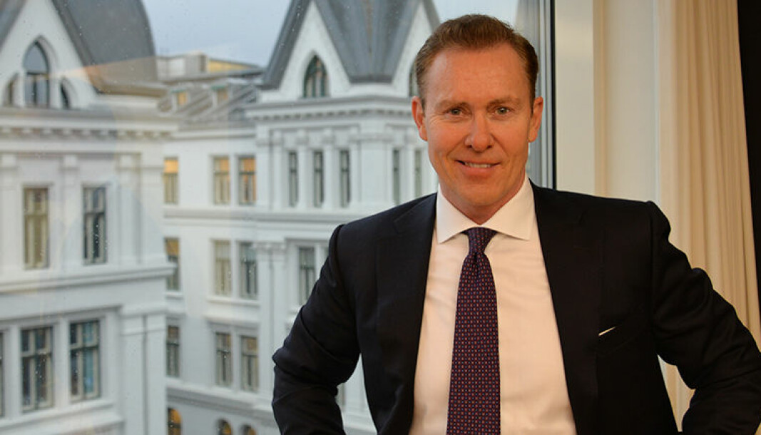 Partner Per M. Ristvedt i Schjødt