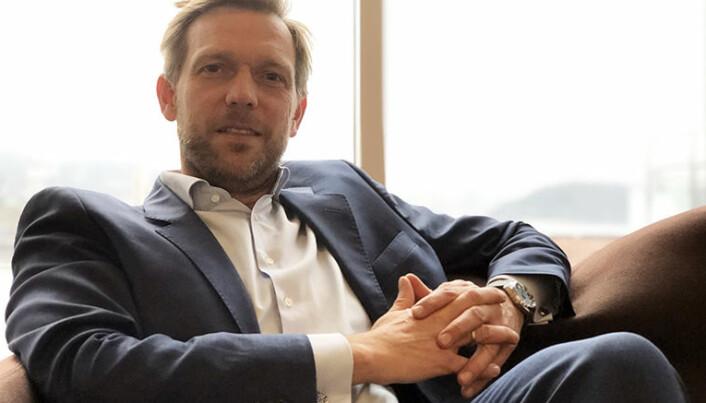 Å bistå kinesiske selskaper inn i Norge er allerede DLA Piper godt i gang med. Nå er ambisjonen å bistå norske aktører inn i Kina, forteller managing partner i Norge, Kaare Oftedal. Foto: Thea N. Dahl
