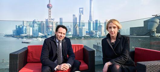 Kina-opptur for norske advokater