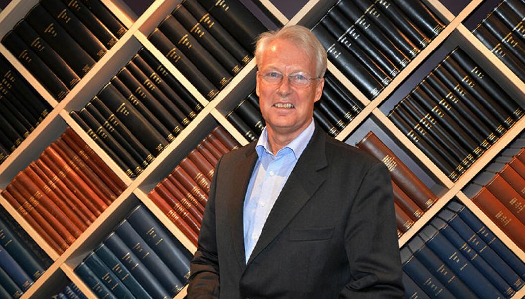 Kåre I. Moljord er talsperson for Advokatforeningens disiplinærutvalg. Han er til daglig partner i Arntzen de Besche i Oslo.