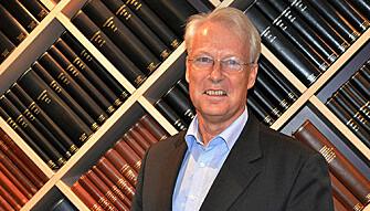 Kåre I. Moljord er til daglig partner i Arntzen de Besche i Oslo.
