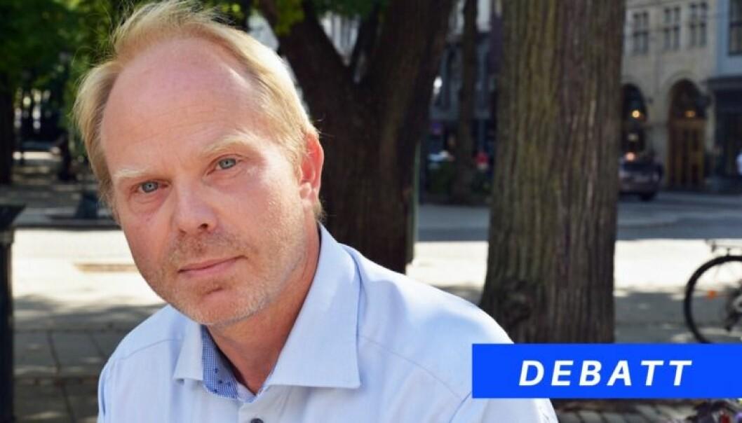 Dag Eriksen er assisterende direktør i Tilsynsrådet. Foto: Nina Schmidt