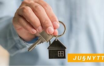 Nå skal avhendingsloven fornyes for å gjøre boligmarkedet tryggere
