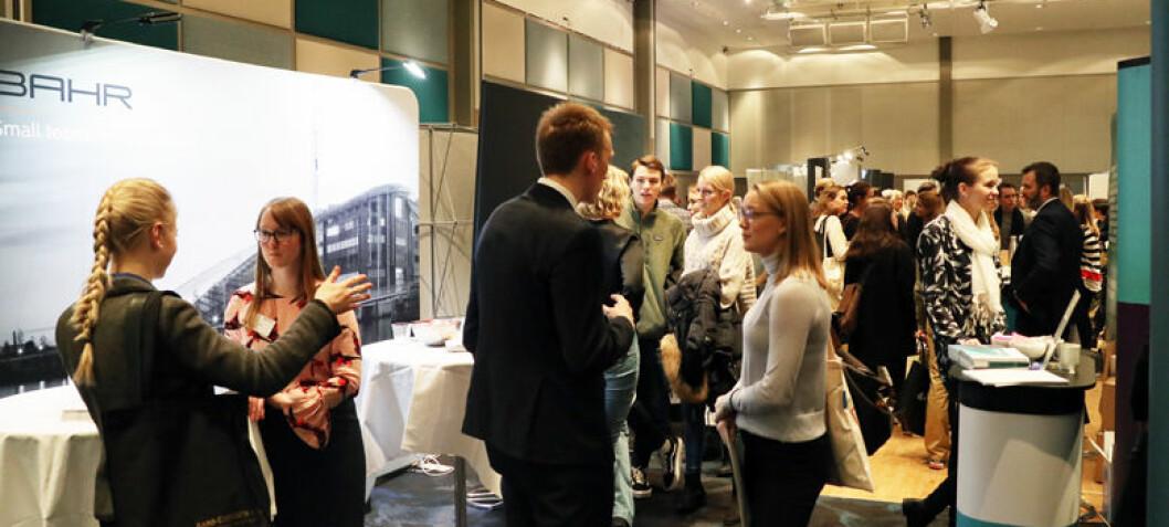 Strømmer til Advokatforeningen: 120 nye studentmedlemmer