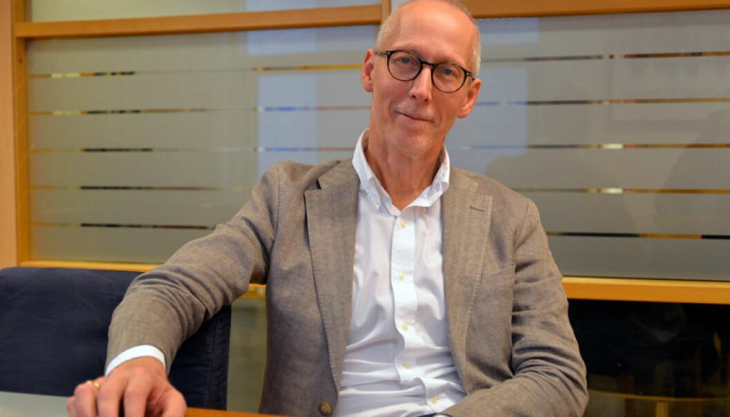 Advokat Brynjar Østgård er en av tre advokater som i et innlegg går imot Advokatforeningens forslag der advokater må frasie seg oppdrag som medfører krenkelse av noens menneskerettigheter, eller risiko for dette. Foto: Nina Schmidt