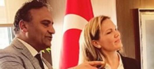 Mener Tyrkia ikke lenger kan regnes som en reell rettstat