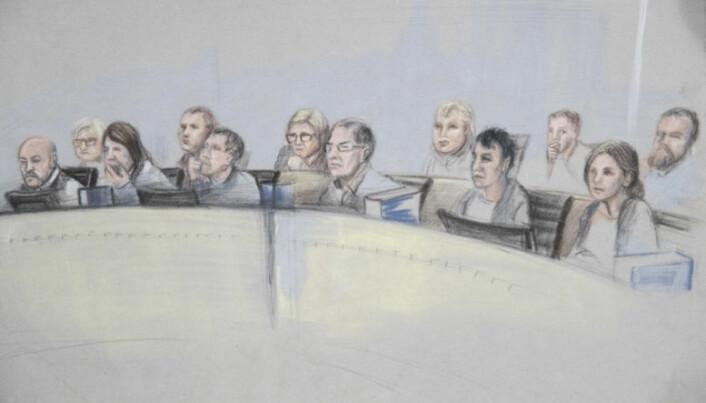 Drap, narkotika og sedelighet – dette var juryordningen