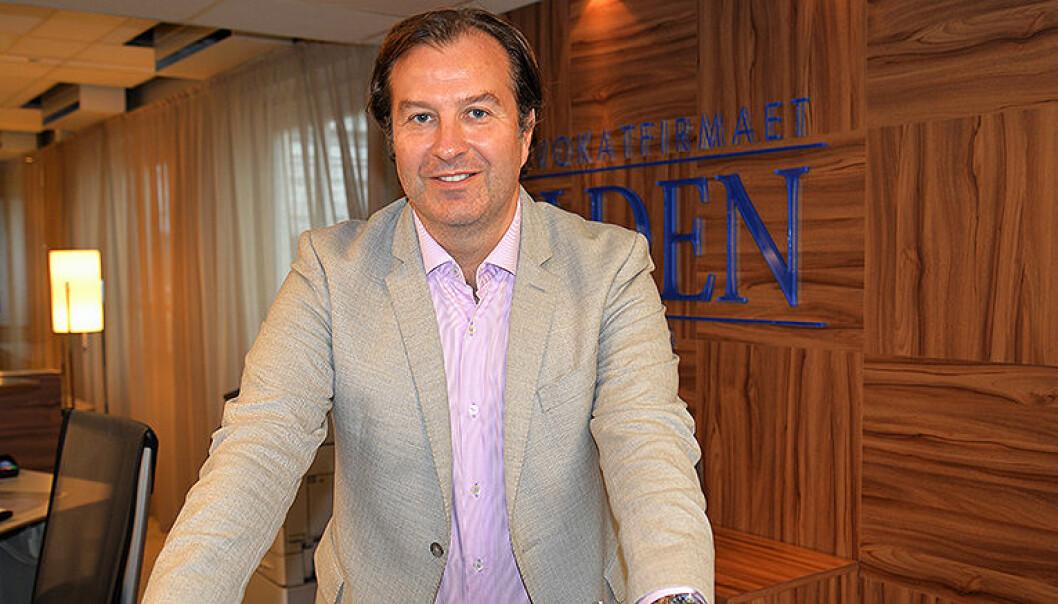 Anders Brosveet ble i 2018 kåret til landets beste advokat innenfor økonomisk kriminalitet av Finansavisen JUS. Han har jobbet med noen av landets største økonomiske straffesaker. Foto: Nina Schmidt