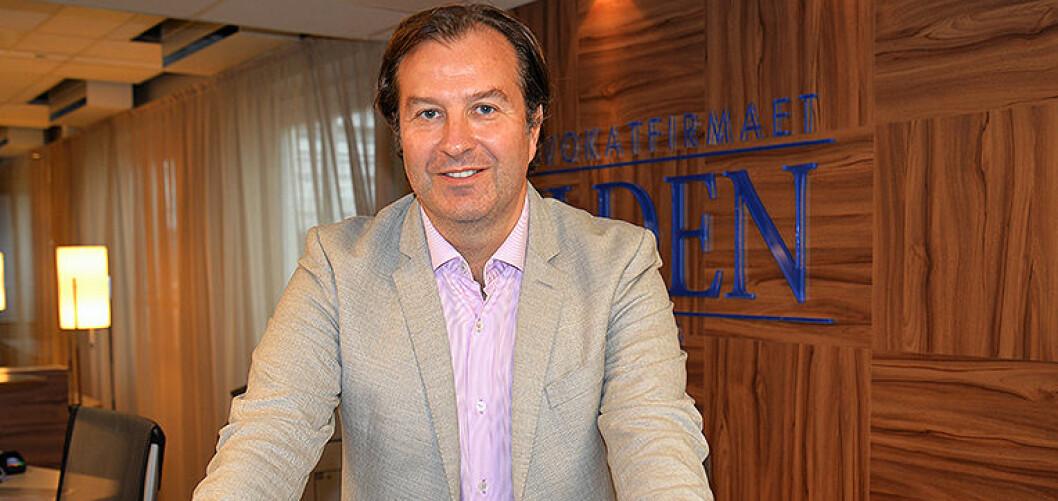 Advokat Anders Brosveet er managing partner i Advokatfirmaet Elden, og ble både i 2018 og i år kåret til landets beste advokat innen økonomisk kriminalitet av Finansavisen JUS