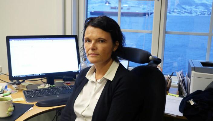 – Tankegangen om at det er så billig å drive her, stemmer ikke, sier Trude Marie Wold, advokat på Sortland.