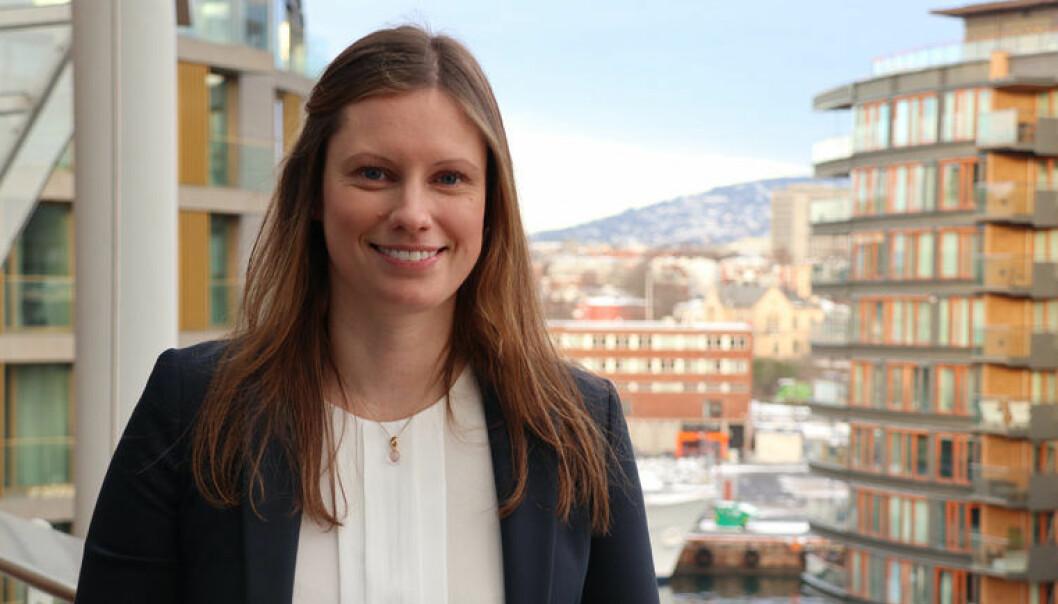 Anne Dahl Frisak har gjort karriere i BAHR siden hun startet i firmaet tilbake i 2008.