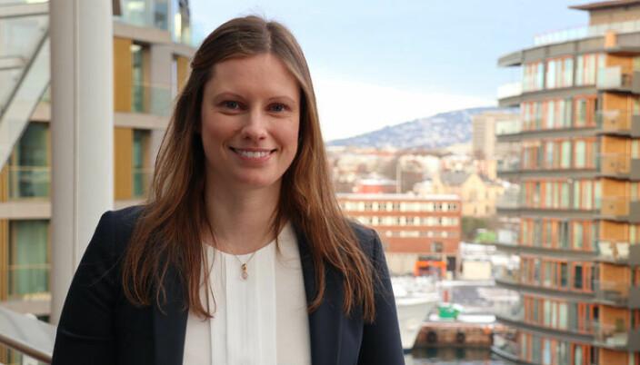 Anne Dahl Frisak er partner i BAHR, og blant de unge advokatene i landet med høyest inntekt