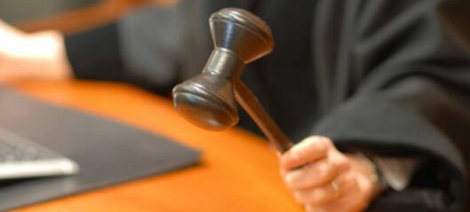 Her er de siste innstillingene til domstolledere under ny struktur