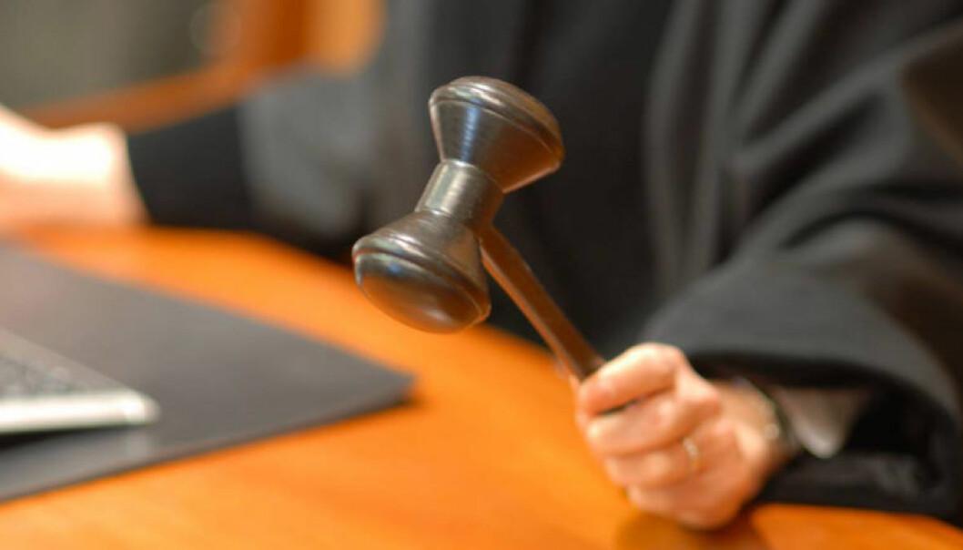 Åtti til nitti prosent av aktiviteten i domstolene er utsatt, ifølge Domstoladministrasjonen.