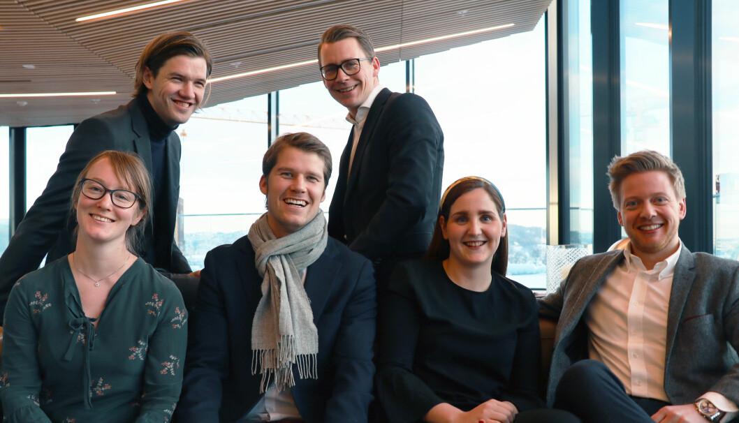 En rekke unge jurister har engasjert seg i et nytt forum for unge immaterialrettsentusiaster.