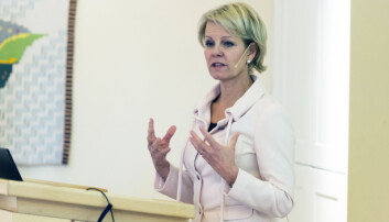 Merete Smith, generalsekretær i Advokatforeningen.