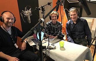 Dommerpodcast når ut til flere tusen lyttere hver måned