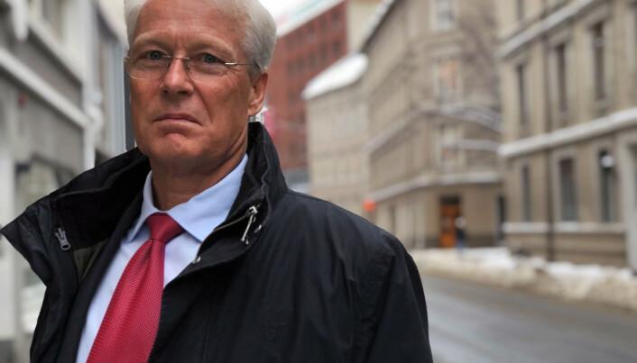 Kåre I. Moljord er talsperson for alle landets disiplinærutvalg, og nøyer seg med kun å kommentere det prinsipielle i lagmannsrettens ferske kjennelse om Per Danielsen.