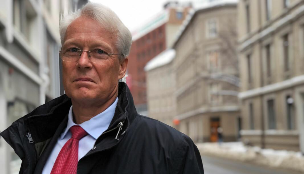 Kåre I. Moljord har siden 2019 vært talsperson for Advokatforeningens sju regionale disiplinærutvalg.