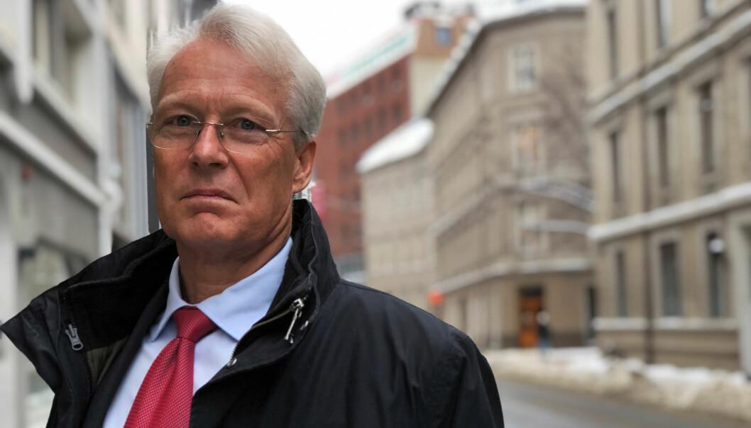 Kåre I. Moljord er leder av Disiplinærutvalget i Oslo krets.