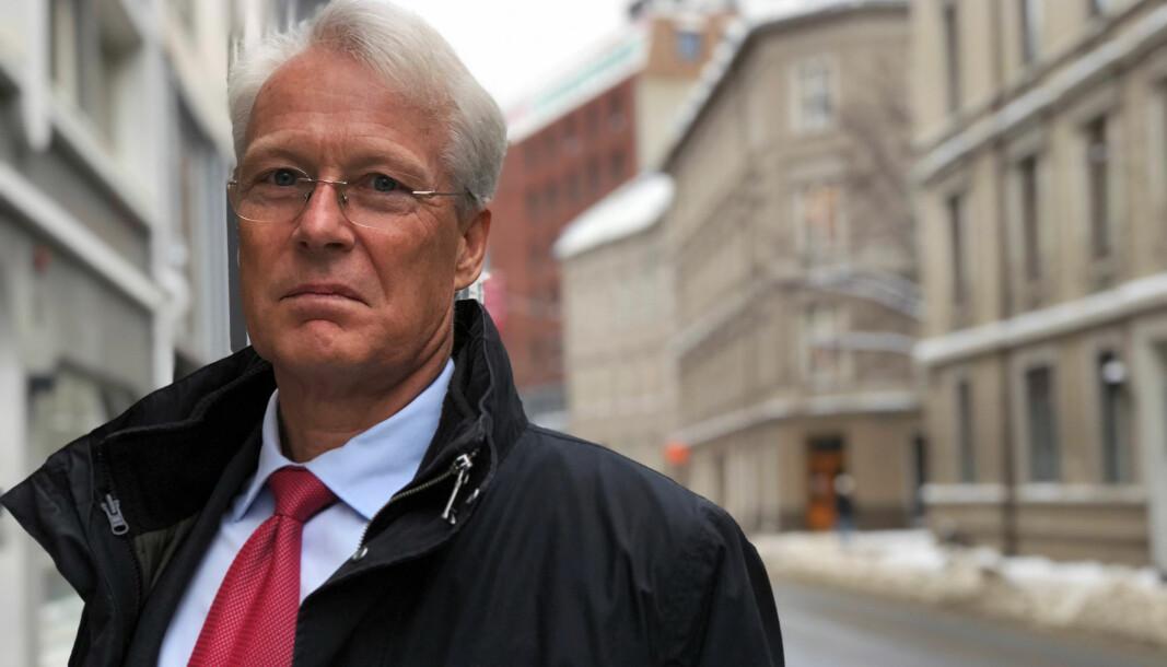 Kåre I. Moljord er leder av Advokatforeningens disiplinærutvalg.