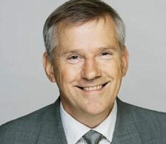 Advokat Jeppe Normann satt i Advokatlovutvalget.