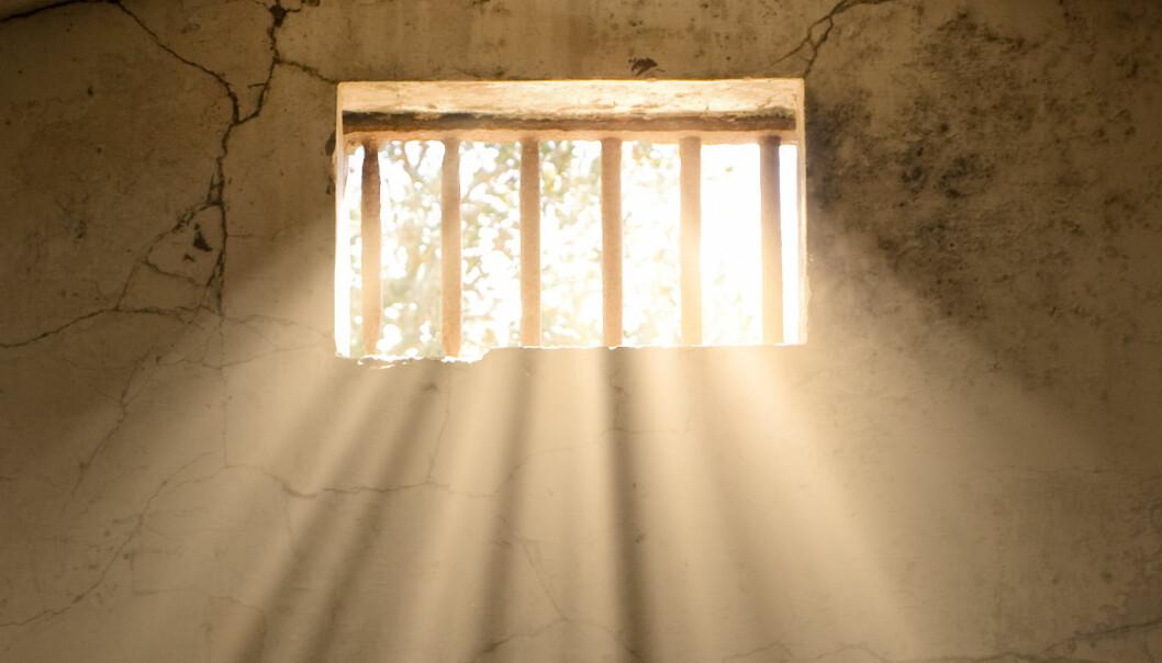 Bilde fra Oslo fengsel. Foto: Aina J. Rønning