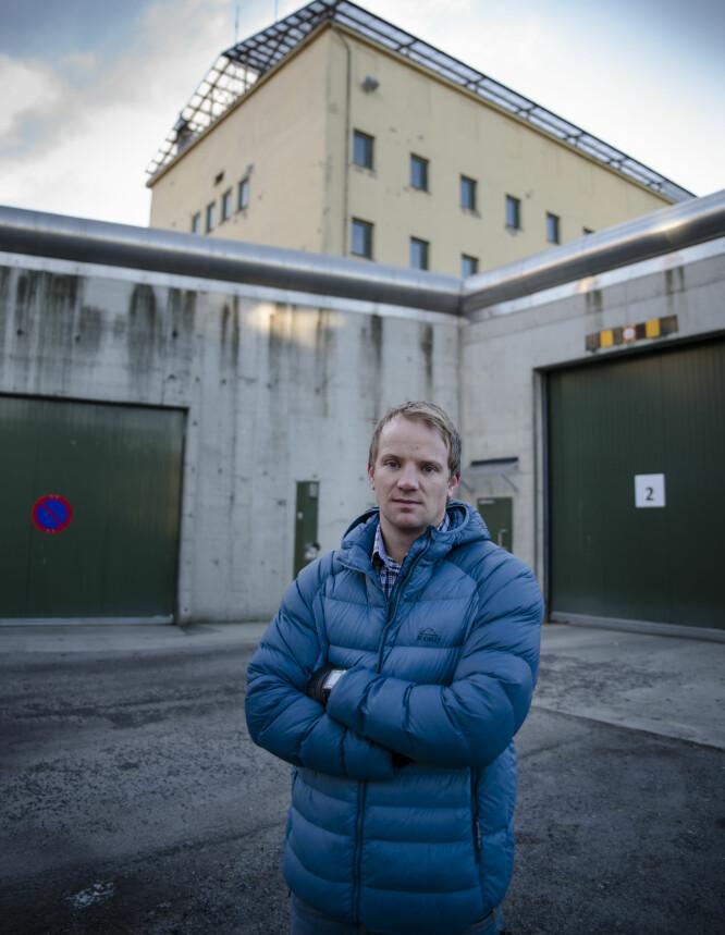 - Det jeg tror kan endre bruken av isolasjon i Norge, er en rettskjennelse som slår fast at isolasjon bryter med Norges folkerettslige forpliktelser, sier Bendik Falch-Koslung.