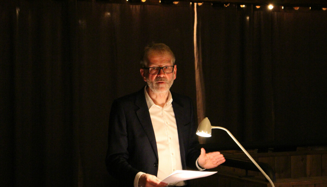Advokat Lars Winsvold ble onsdag kveld enstemmig valgt som ny leder av Advokatforeningen Østfold og Follo krets.