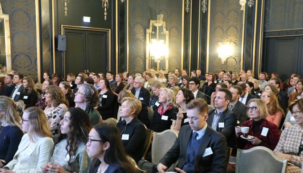Oslo Compliance Forum ble arrangert for sjuende gang denne torsdag 21. mars på Grand hotell i Oslo.