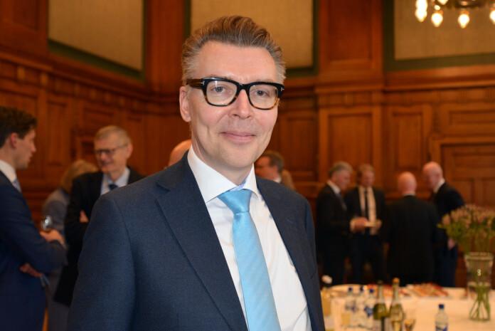 Sverdrup-advokat Tom Eivind Haug synes det er spennende å prosedere i Høyesterett, og håper på flere saker for domstolen.