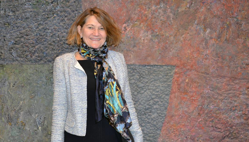 – At Advokatforeningen og Tilsynsrådet har helt motstridene syn om hvitvaskingsregelverket, er uholdbart, sier Susanne Munch Thore.
