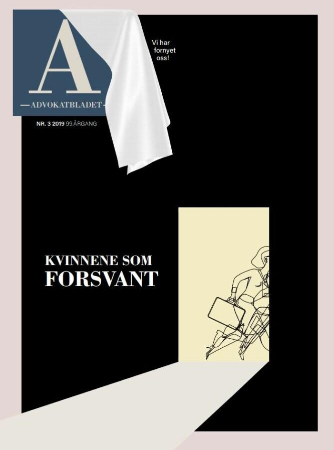 Les hele intervjuet med Katrine Hverven Sontum i papirutgaven av Advokatbladet!