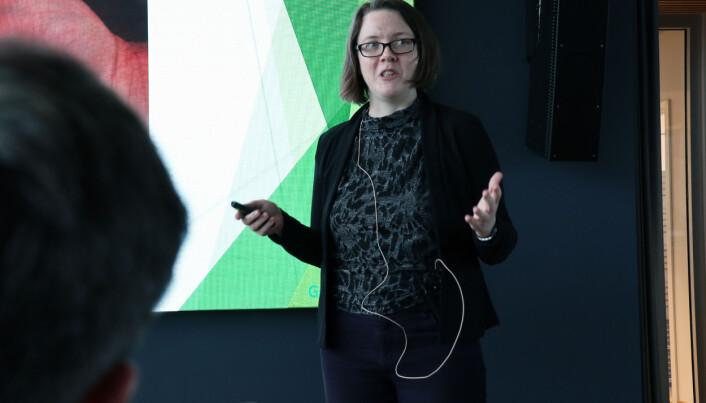 Christina Blomkvist har alene utviklet og bygget GreenCounsel.
