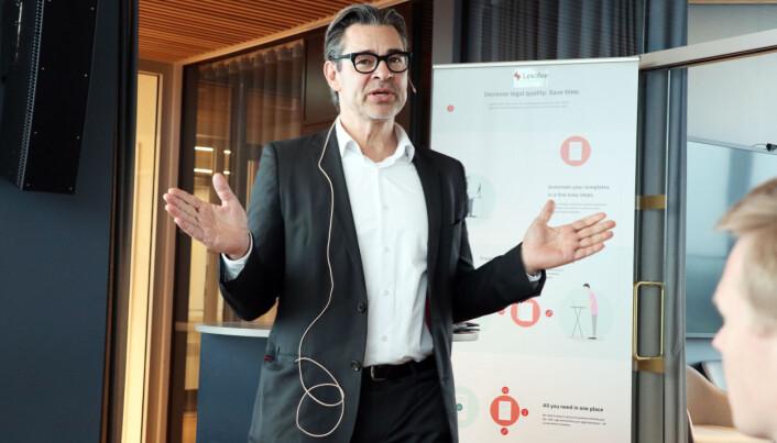 Søren Stenderup, grunnlegger av Digital AML.