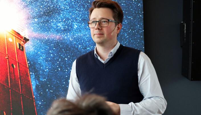 Dag Josef Foss er CEO i Justify og har lang fartstid som forretningsadvokat før han valgte å starte for seg selv.