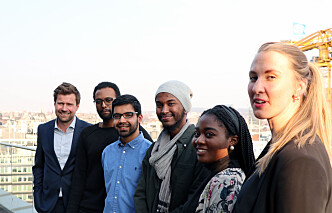 Wikborg Rein oppretter egen mentorordning for Mino.Jur: - Vi må finne ut hvorfor ikke flere minoritetsstudenter søker hos oss